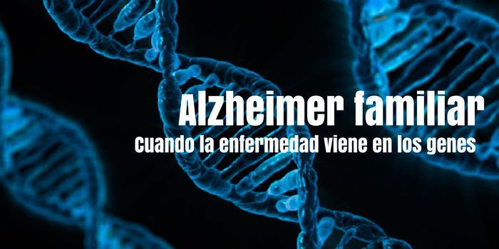 Alzheimer familiar